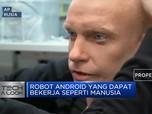 Desain Robot Android Yang Dapat Bekerja Seperti Manusia