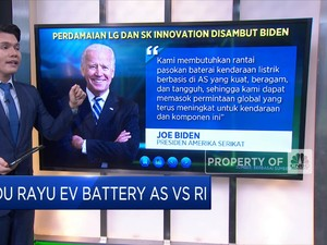 Adu Rayu EV Battery AS VS Indonesia
