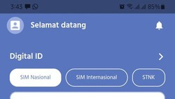 Resmi Meluncur, Ini Cara Perpanjang SIM Online Pakai SINAR