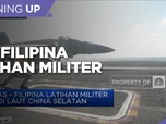 AS - Filipina Latihan Militer di Laut China Selatan