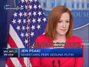 AS Klaim Tidak Terlibat Dengan Aksi Sabotase Fasilitas Nuklir