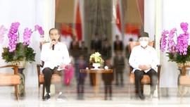 Wacana Reshuffle Kabinet Jokowi di Bulan Puasa