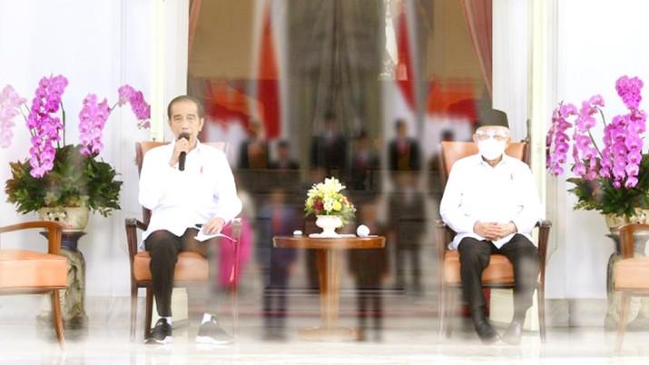 [DALAM] Reshuffle Menteri Jokowi-Maruf