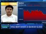 IHSG Lanjutkan Pelemahan, Analis: Perhatikan Support 5.852