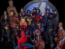 Jangan Terkejut! Begini Penampakan Kampus Avengers