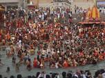 Belajar dari India! Warga Ogah Bermasker, Corona Gelombang II