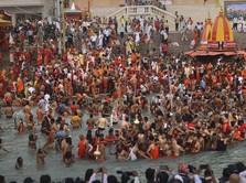 Corona Menggila, India Dikhawatirkan Jadi 'Neraka' Covid-19