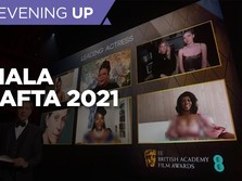 Nomadland 'Borong' Piala BAFTA 2021