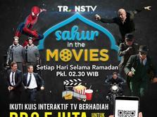 Bioskop Sahur Nonton Film XXX Bertabur Hadiah