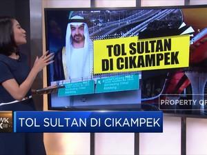 Tol Sultan di Cikampek