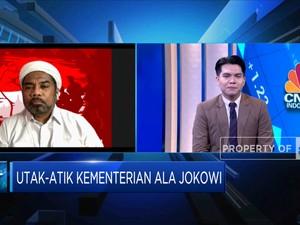 Ali Ngabalin: Reshuffle Kabinet Paling Lambat Pekan Depan