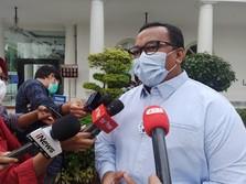 Bos Buruh Menghadap Jokowi Saat Isu Reshuffle Kian Kencang