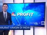 India Izinkan Penggunaan Semua Jenis Vaksin Covid-19