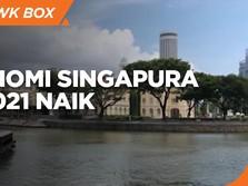 Di Luar Ekspektasi, Ekonomi Singapura Q1-2021 Naik 0,2% (YoY)