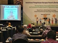 BPJS Kesehatan Edukasi JKN ke Penyintas Thalassaemia