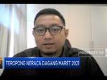 Ekonom UI Proyeksi Neraca Dagang Maret Surplus USD 1,5 M