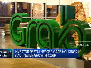 Investor Restui Merger Grab Holdings & Altimeter Growth Corp