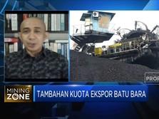 Kuota Ekspor Batu Bara Ditambah, APBI Maksimalkan Produksi