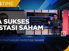Mau Sukses Investasi Saham? Hindari Hal-hal Berikut Ini