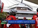 Pekerja KFC Indonesia Gelar Aksi Demonstrasi