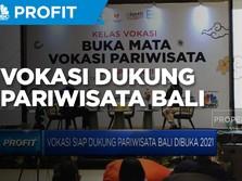 Vokasi Siap Dukung Pariwisata Bali Dibuka 2021