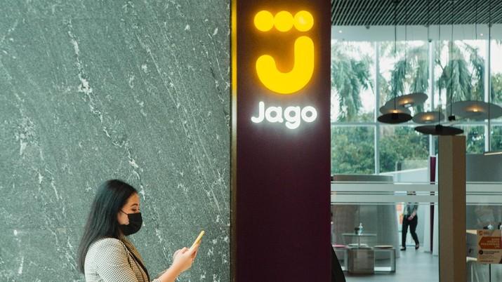 Bank Jago. Dok: Bank Jago