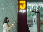 Saham LUCK-MPPA Ngamuk, BAJA Drop! Transaksi Bank Jago Ramai