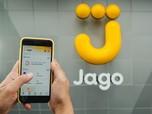 Bank Jago Tegaskan Belum Akuisisi, Saham BFIN Ambruk!