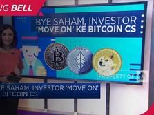 Bye Saham, Investor 'Move On' Ke Bitcoin Cs