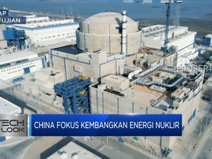 China Kebut Pengembangan Energi Nuklir