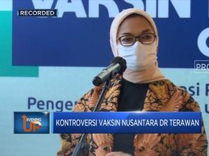 Kontroversi Vaksin Nusantara Dokter Terawan