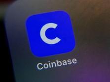 Goks! Coinbase 'Dompet' Uang Kripto Resmi Melantai di Bursa