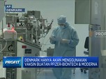 Denmark Setop Penggunaaan Vaksin AstraZeneca
