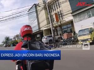 Susul Gojek Dkk, J&T Express Jadi Unicorn Baru