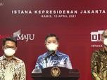 Usai Heboh Istana Garuda, Jokowi Panggil Arsitek Cs