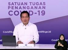 Apakah Satgas Covid-19 Mendukung Vaksin Nusantara Terawan?