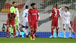 Tak Ada Gelar untuk Liverpool Musim Ini