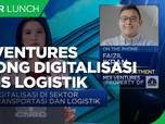 MDI Ventures: Digitalisasi Dorong Efisiensi Bisnis Logistik