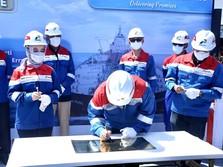 Erick Thohir Resmikan VLCC Pertamina Pride