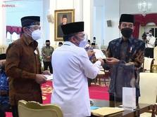 Ketua Baznas Minta Jokowi Keluarkan Aturan Zakat PNS 2,5%
