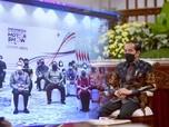 Simak! Jokowi Bicara Mobil Listrik, MotoGP, Sampai Formula E