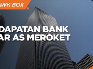 Lampaui Ekspektasi Pasar, Pendapatan Bank Besar AS Meroket
