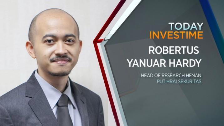 Robertus Yanuar Hardy, Head of Research Henan Putihrai Sekuritas