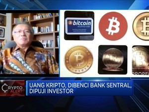 Underlying Bitcoin Cs Tak Jelas Jadi Risiko Investasi Kripto