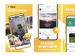 Ditutup di India, Aplikasi Helo App Meluncur di Indonesia