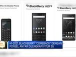 Apple Setop iPhone 12 Mini & BlackBerry Bangkit dari Kubur