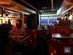 Nongkrong di Kafe & Restoran Jakarta Kini Bisa 60 Menit