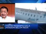 Bos Garuda Proyeksi Kuota Penerbangan Haji 2021 Maks 25%
