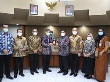 BPJS Kesehatan Dorong Inovasi RS demi Pasien JKN-KIS
