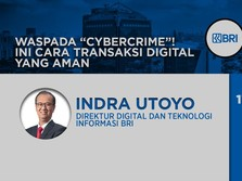 Live Now! Waspada Cybercrime, Ini Cara Aman Transaksi Digital
